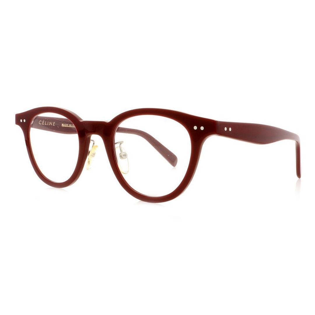 9022af73b0c Céline - Brown Rx Cl41460 Burgundy Women Eyeglasses - Lyst. View fullscreen