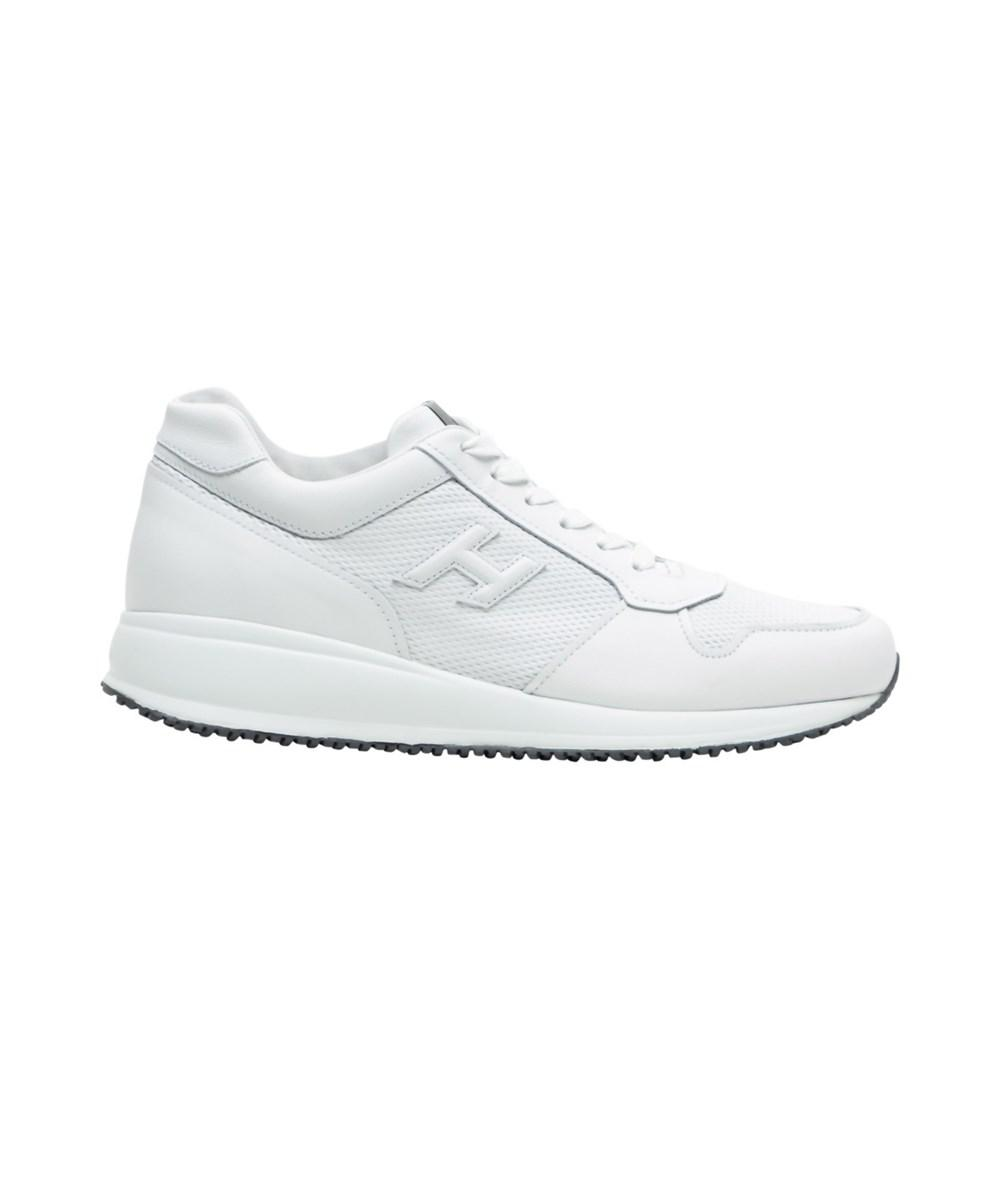 Hogan Men's White Leather Sneakers good selling extremely for sale purchase cheap online ZR9Mn