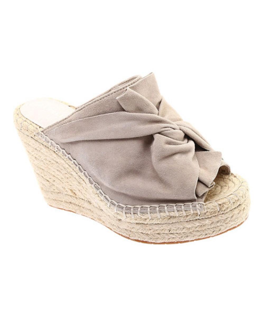 cd83f6b77be Lyst - Kenneth Cole Women's Odele Wedge Slide Sandal in Purple