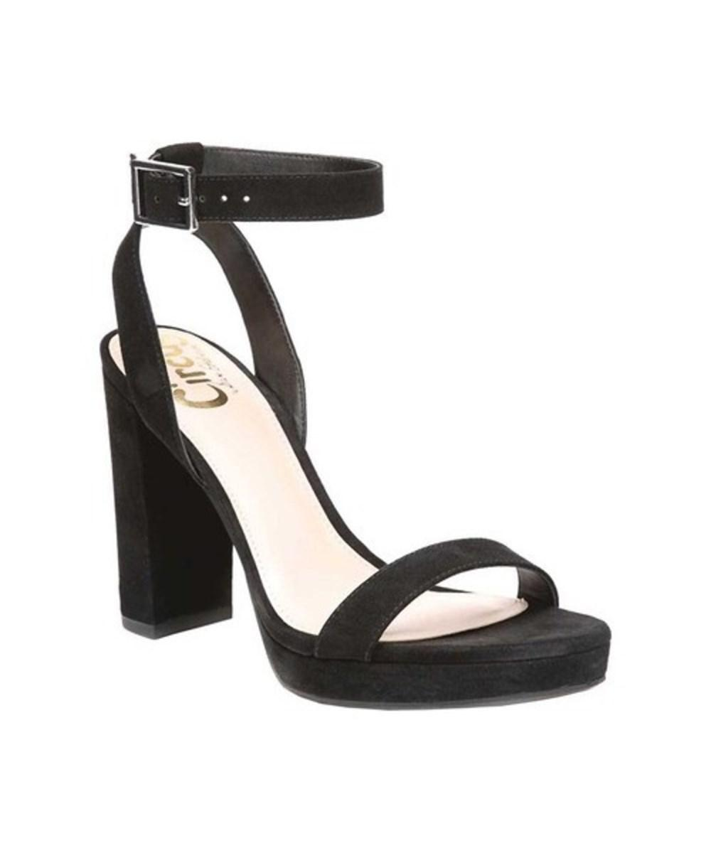 d7183918a384 Lyst - Circus By Sam Edelman Women s Annette Ankle Strap Sandal in Black