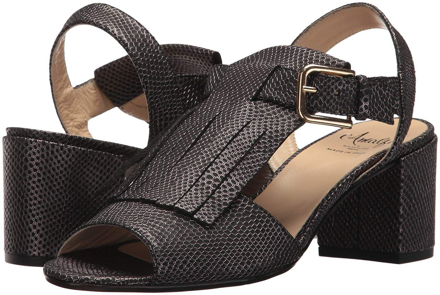 Lyst Amalfi By By By Rangoni Damenschuhe Lucciola Peep Toe Casual T strap Sandales a1711d