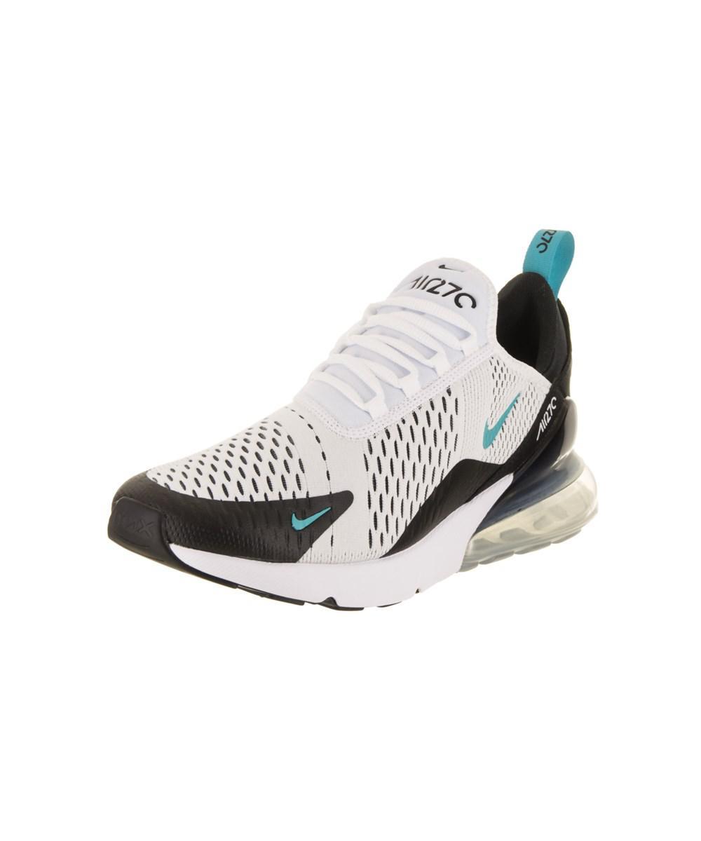 Lyst Nike Hombres Air Max Correr 270 Zapato Para Correr Max En Negro Para Hombres d2d1ca