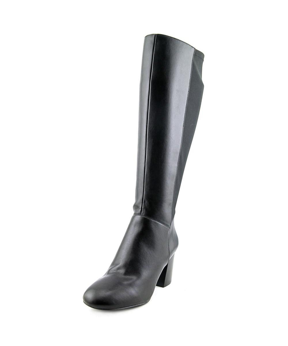 Lyst - Bcbgeneration Dice Women Round Toe Synthetic Knee High Boot ... bf22445ec97a