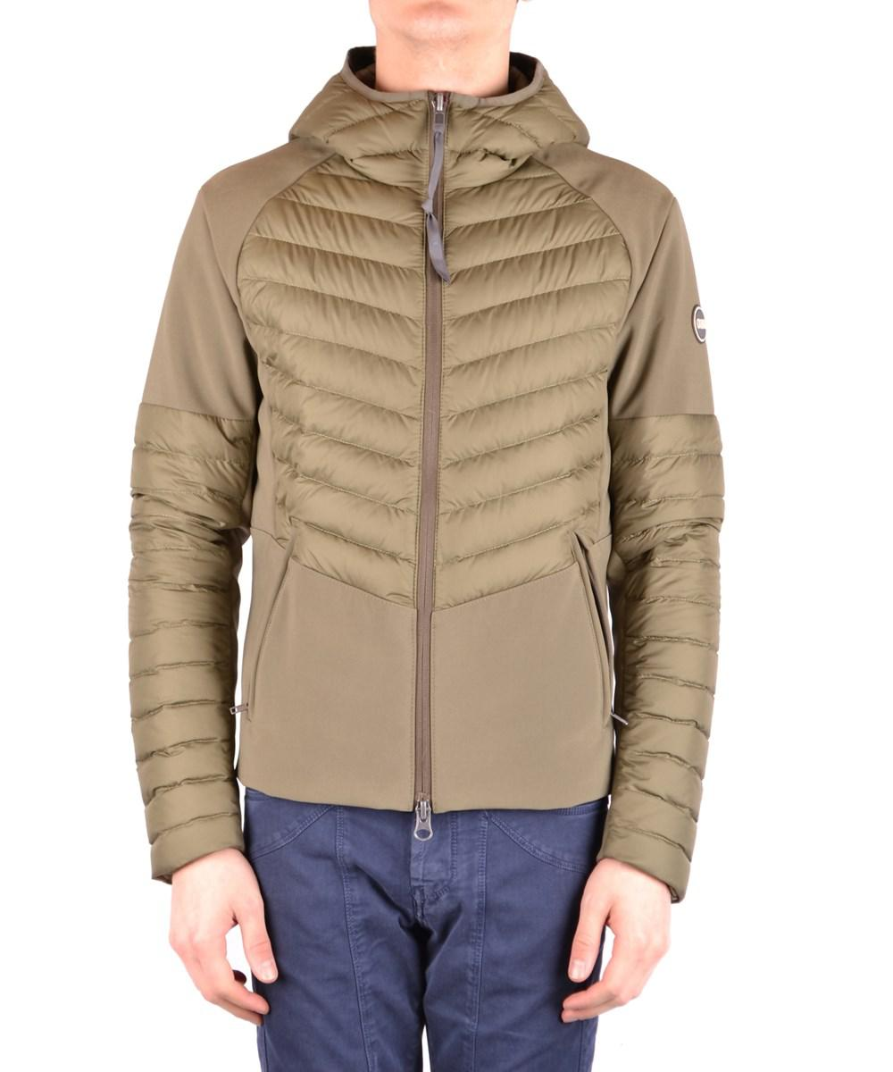 e826c4d11ae Lyst - Colmar Originals Men s Green Polyester Down Jacket in Green ...