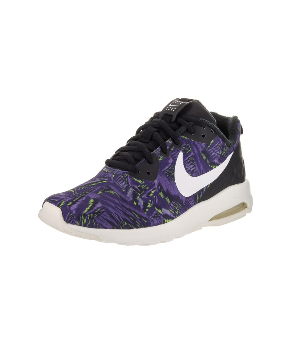 reputable site b0f1c 3be5a Lyst - Nike Women's Air Max Motion Lw Print Running Shoe in Purple ...
