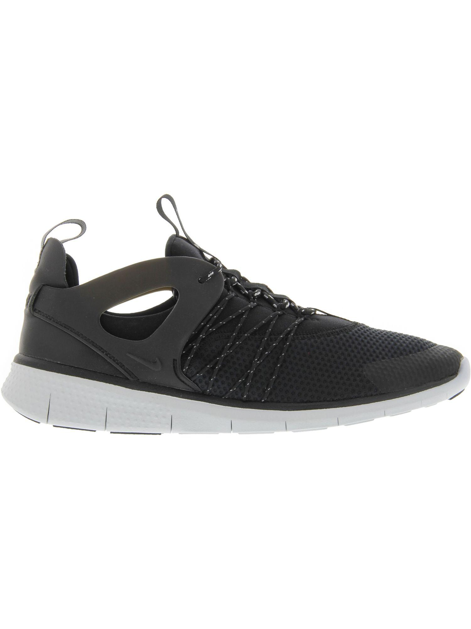 7b91294df375 Lyst - Nike Women s Free Viritous Black   - Cool Grey Pure Platinum ...