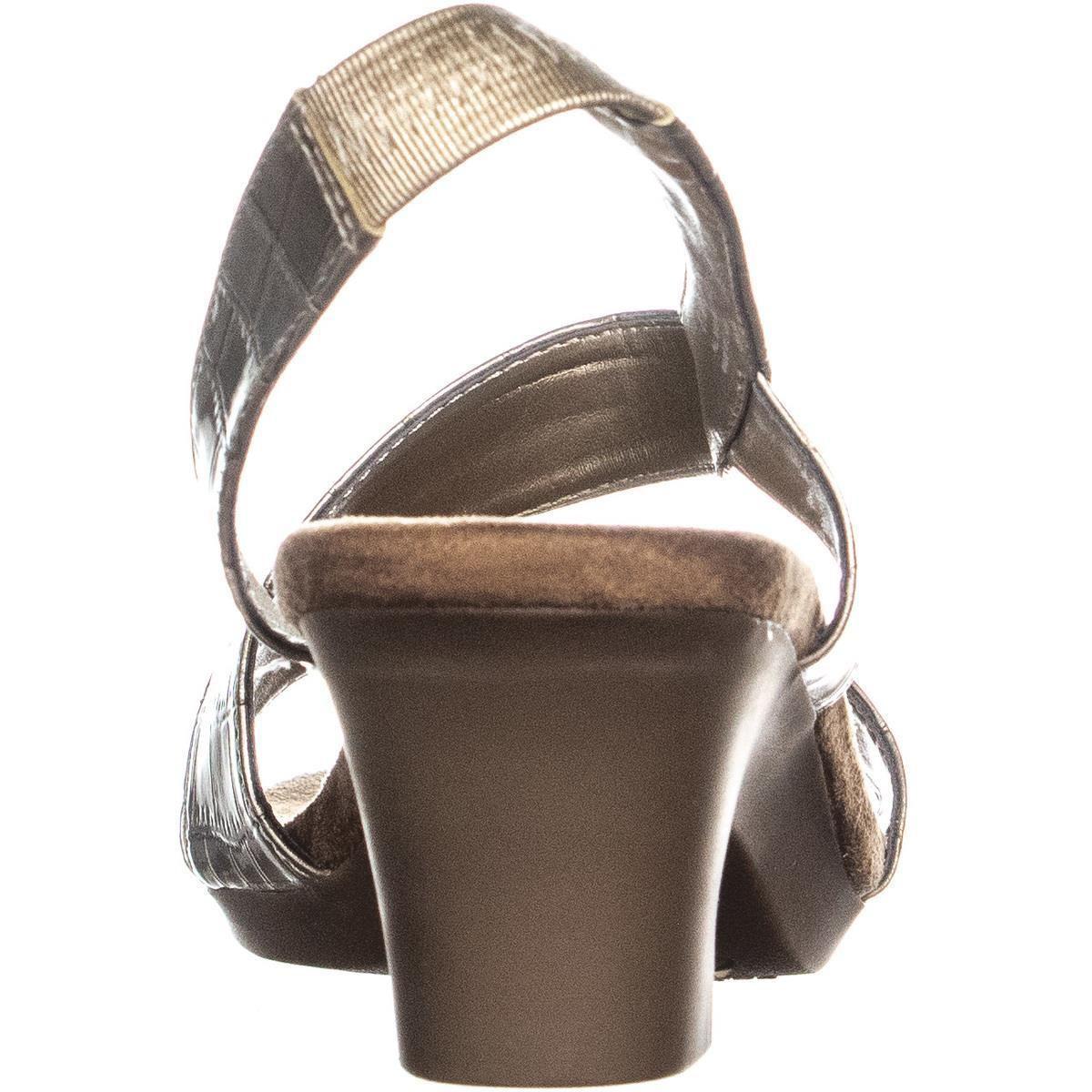 252e1b325fb0 Aerosoles - Multicolor Brasserie Slingback Slip On Sandals