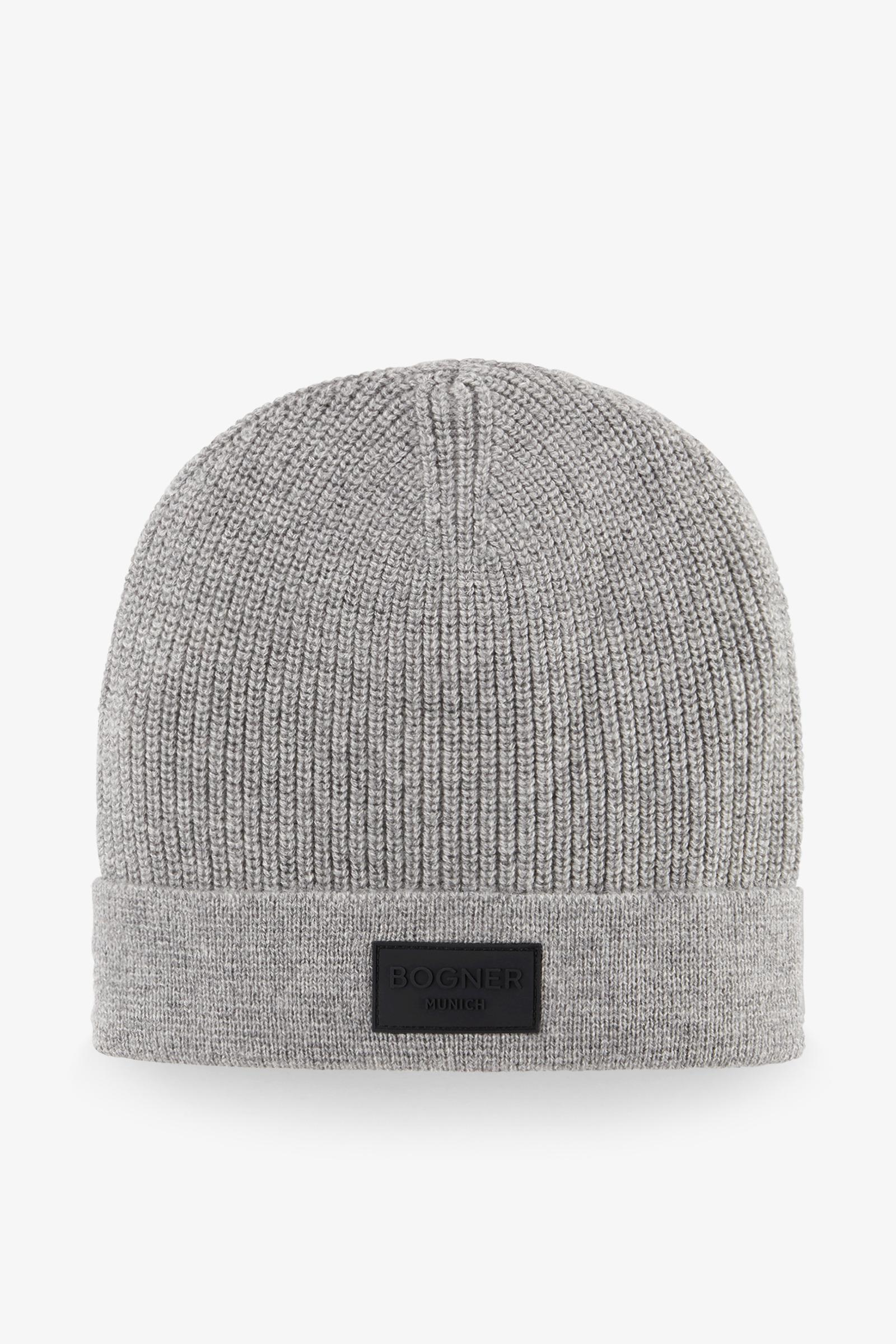 218d31f45e1 Bogner - Philip Knitted Hat In Husky Gray for Men - Lyst. View fullscreen