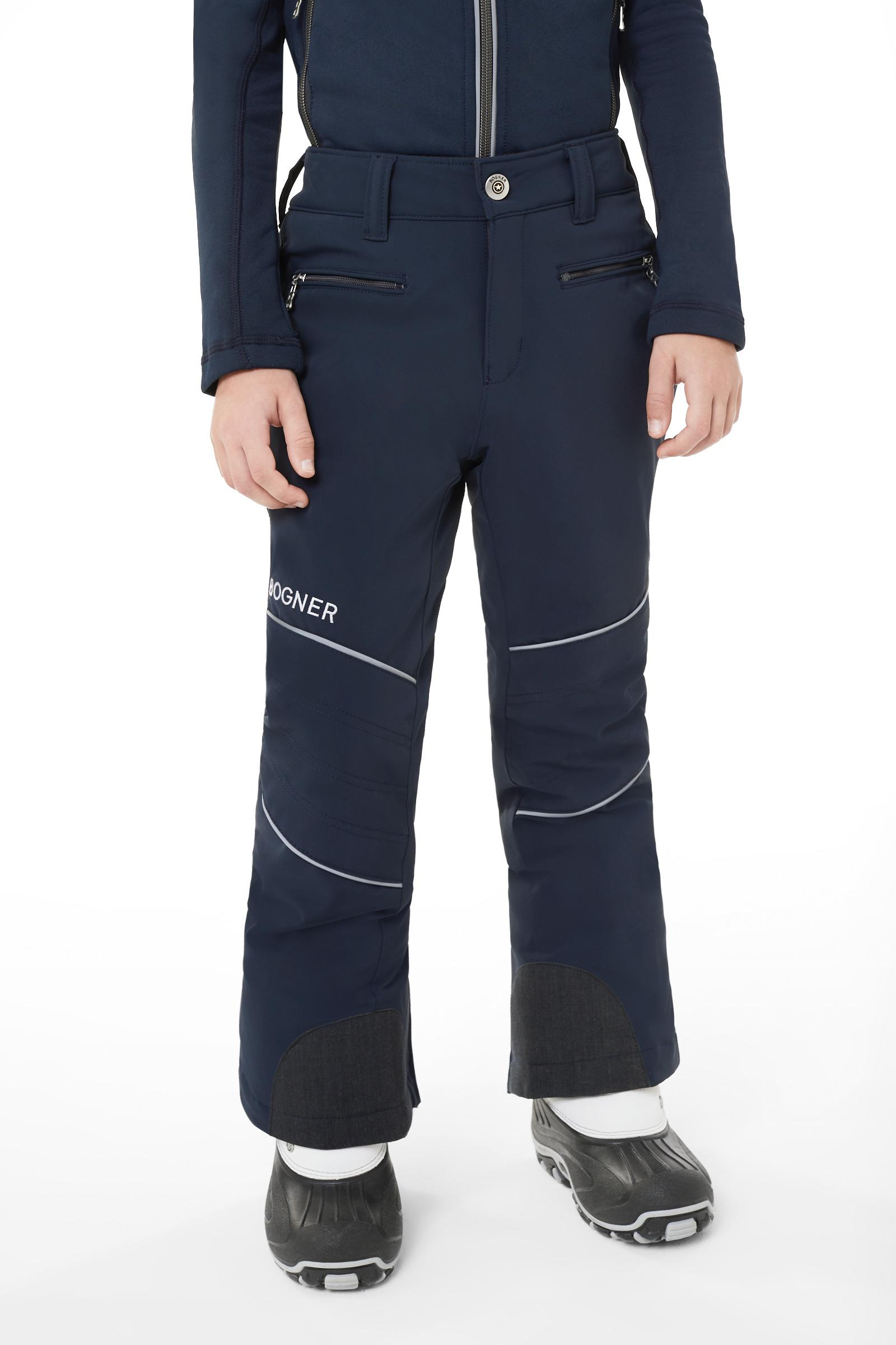 Lyst - Bogner Bekki Ski Pants In Navy Blue in Blue ffc1091e0