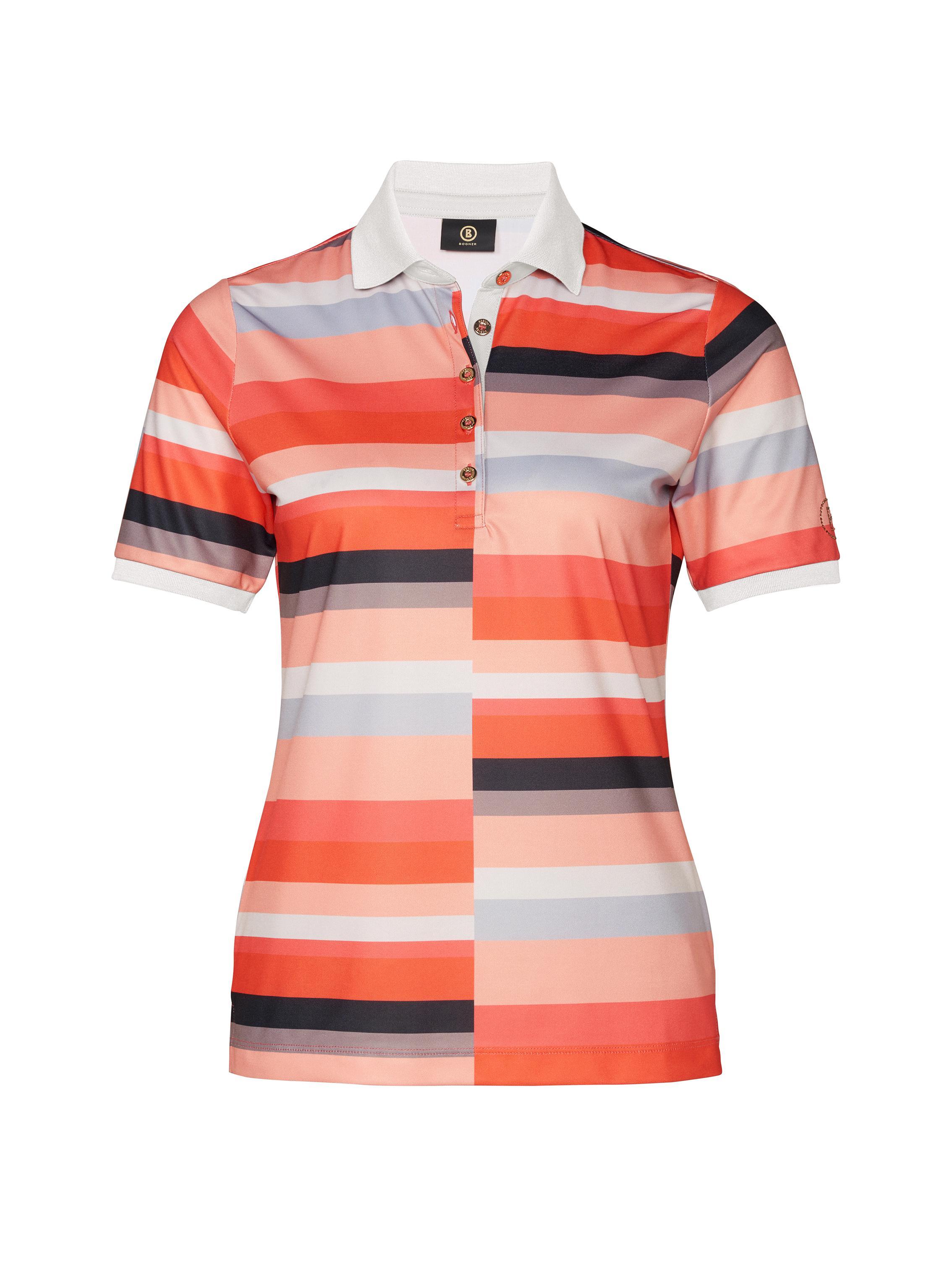Polo shirt Bogner orange Bogner Cheap Sale Finishline MMdeuln7