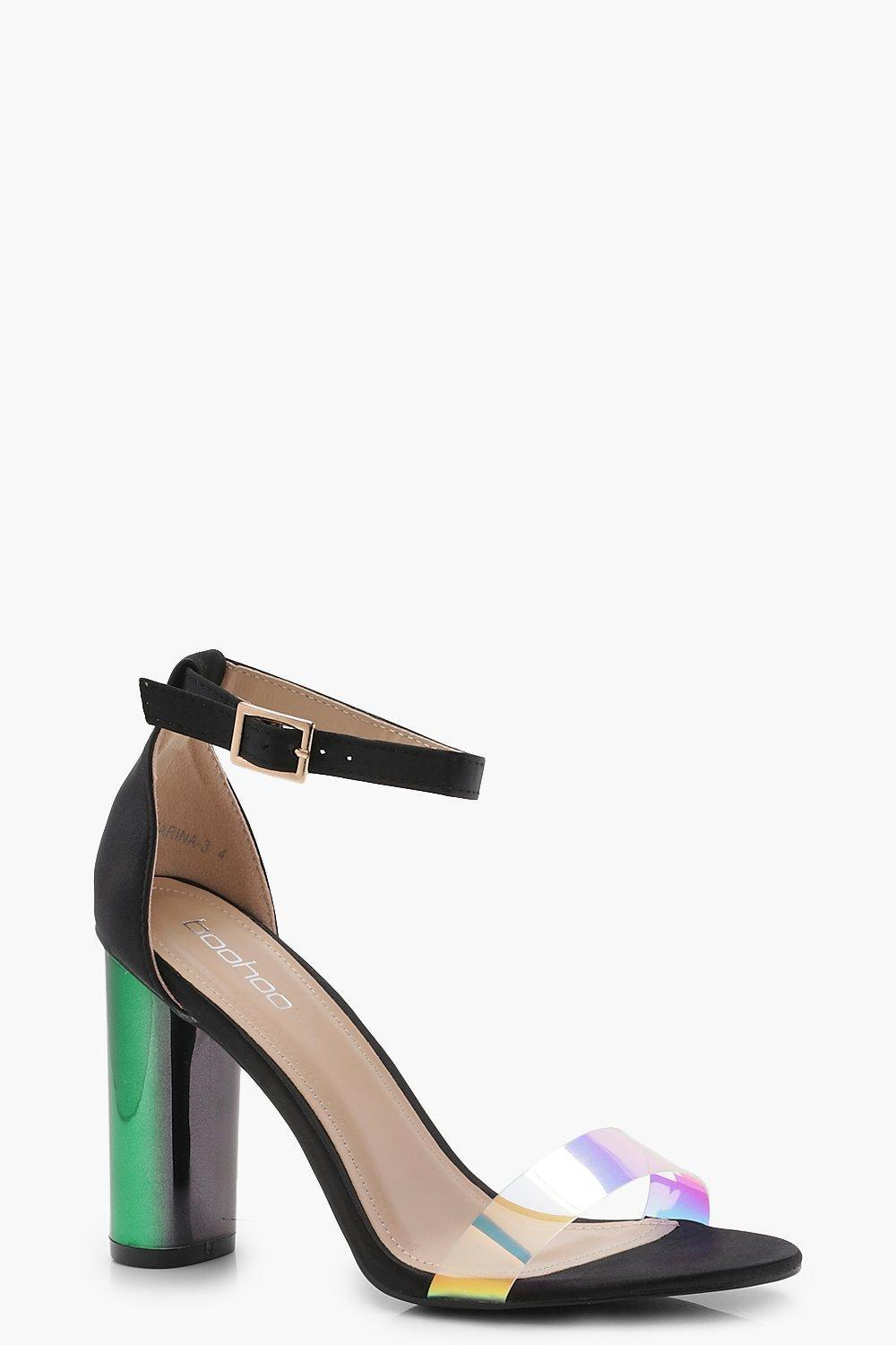 af69d0339403 Gallery. Previously sold at  Boohoo · Women s Kitten Heels ...