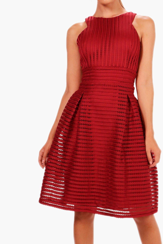 2fe185a462 ... Boutique Panelled Full Skirt Skater Dress - Lyst. View fullscreen
