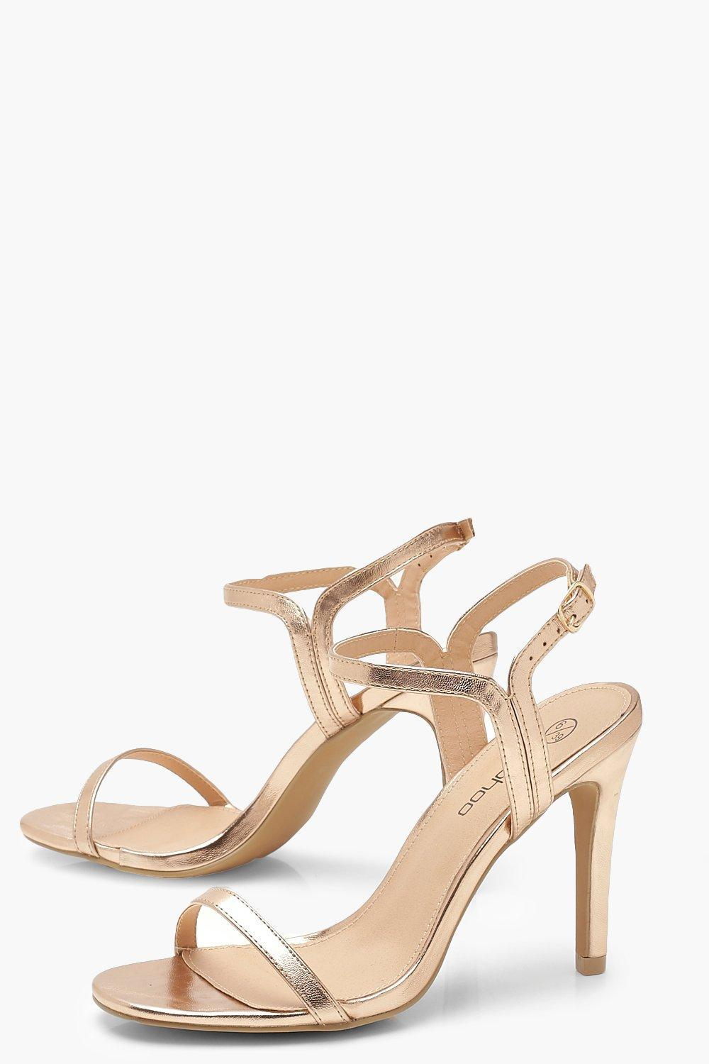 a550ee440fed2 ... Extra Wide Fit 2 Part Heels - Lyst. View fullscreen