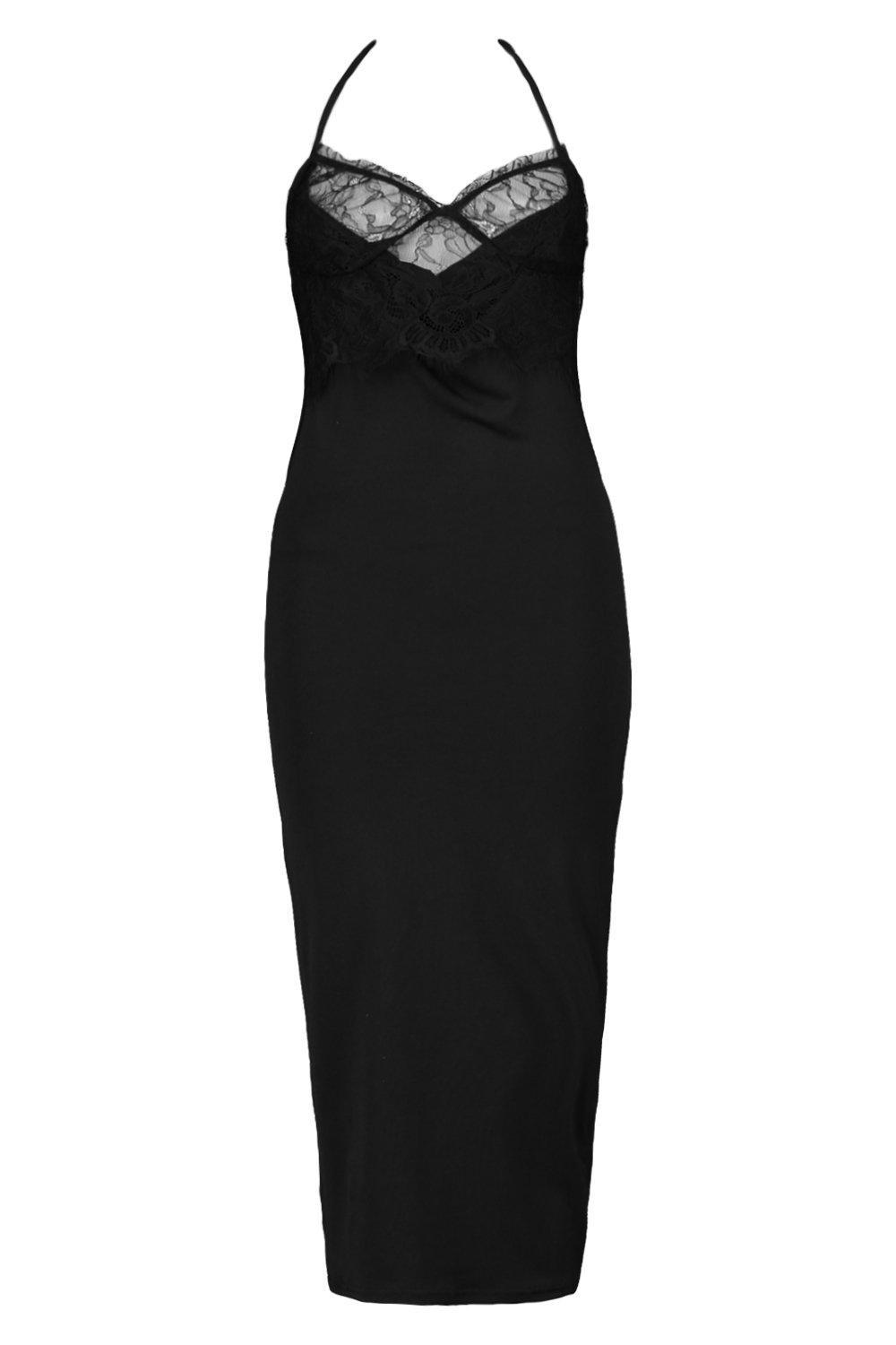 Gallery. Previously sold at  Boohoo · Women s Black Lace Cocktail Dresses  ... 285d5822b
