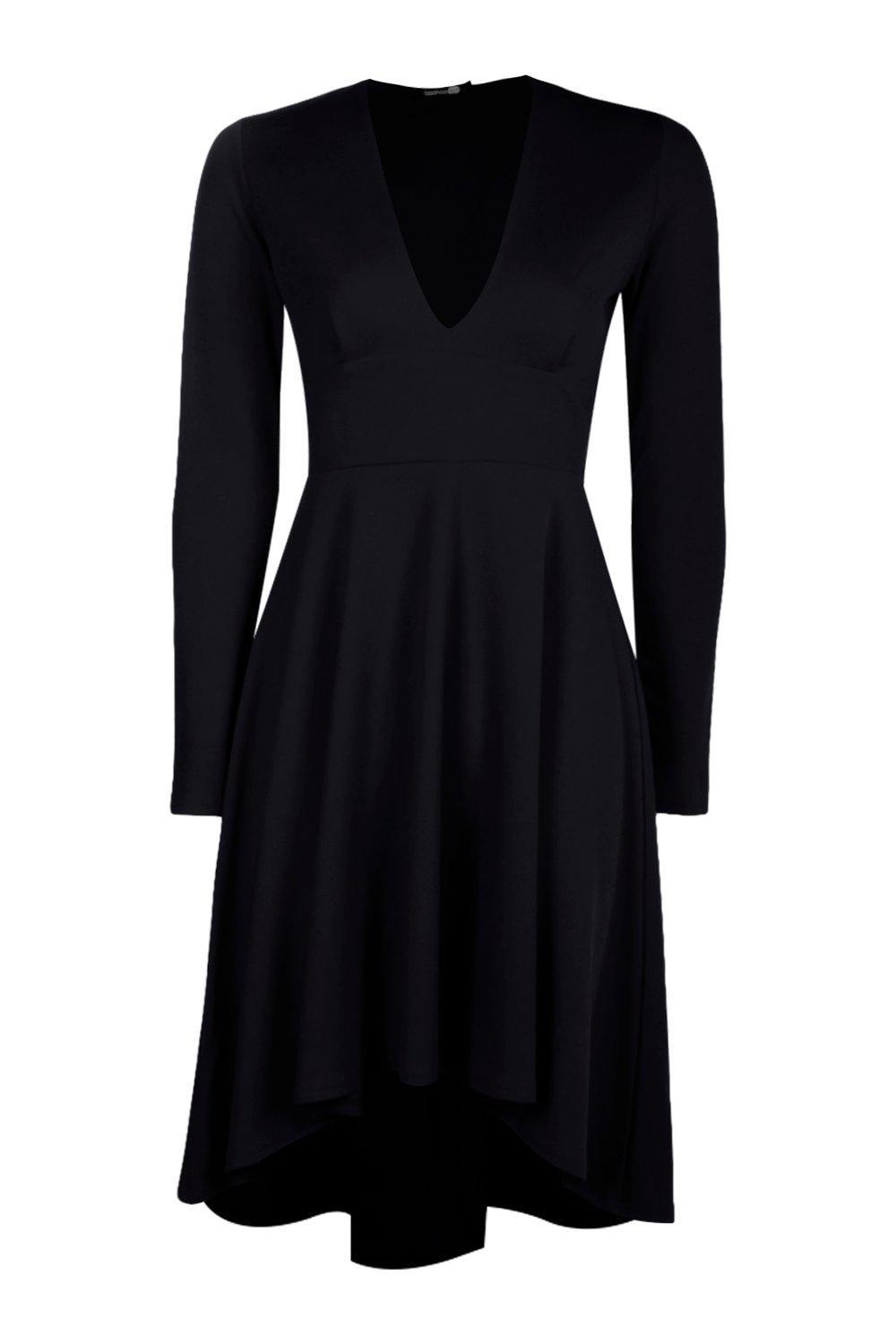eb55c4a32e6 Gallery. Previously sold at: Boohoo · Women's Black Lace Cocktail Dresses  ...