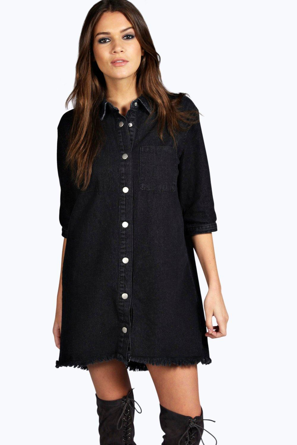 You searched for: black denim dress! Etsy is the home to thousands of handmade, vintage, and one-of-a-kind products and gifts related to your search. No matter what you're looking for or where you are in the world, our global marketplace of sellers can help you find unique and affordable options. Let's get started!