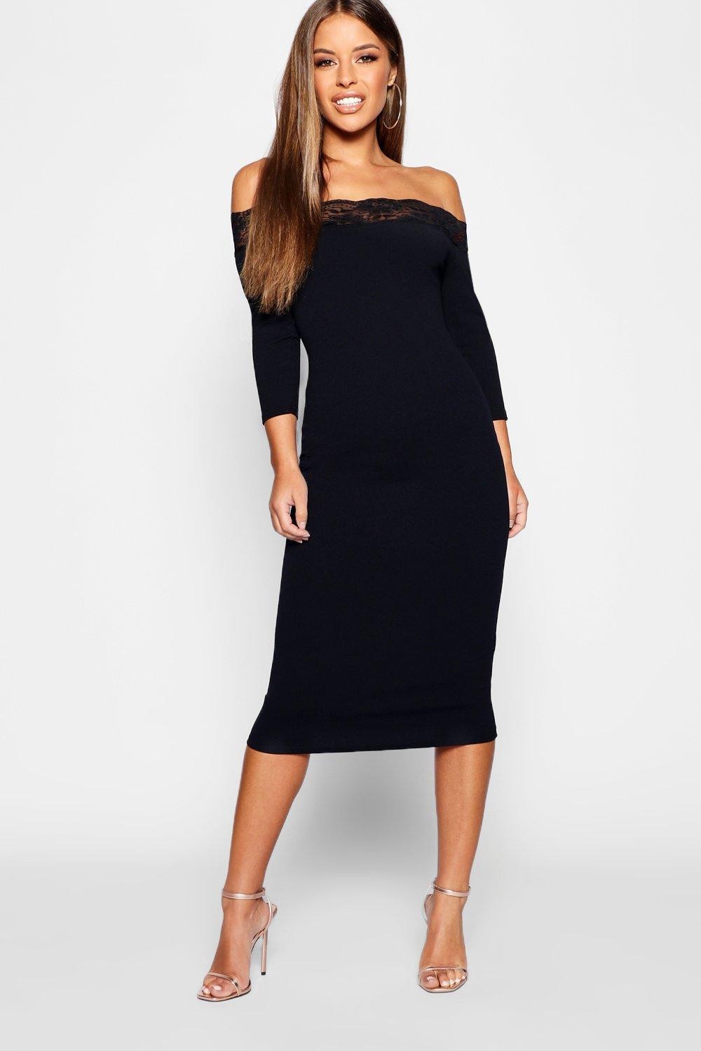 ac20d2c36ea1 Gallery. Previously sold at: Boohoo · Women's Midi Dresses ...
