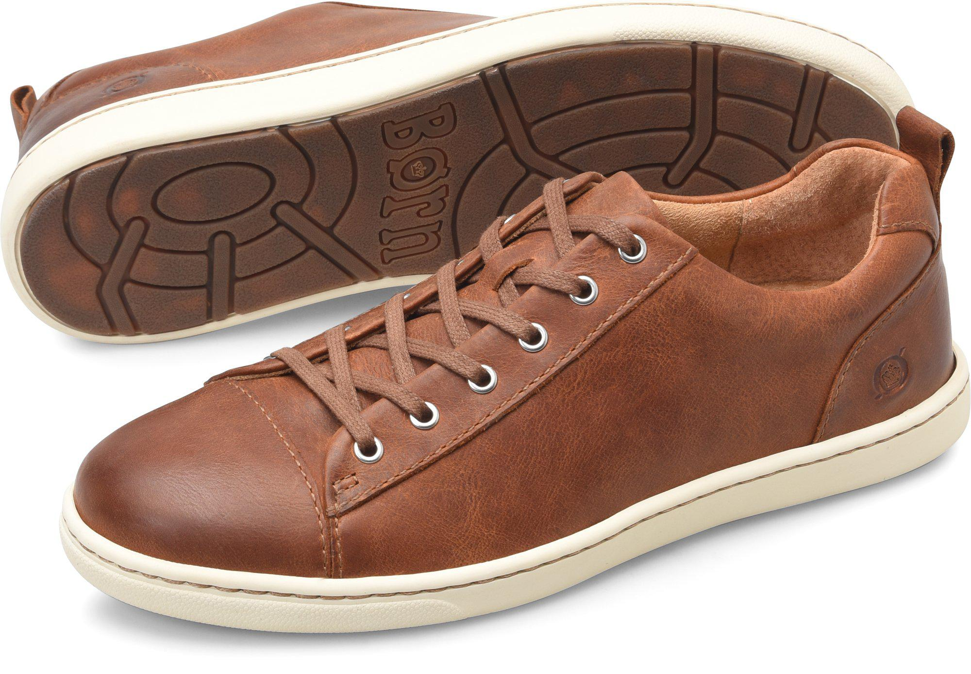 79a9ad659b2605 Born Shoes - Brown Allegheny for Men - Lyst. View fullscreen