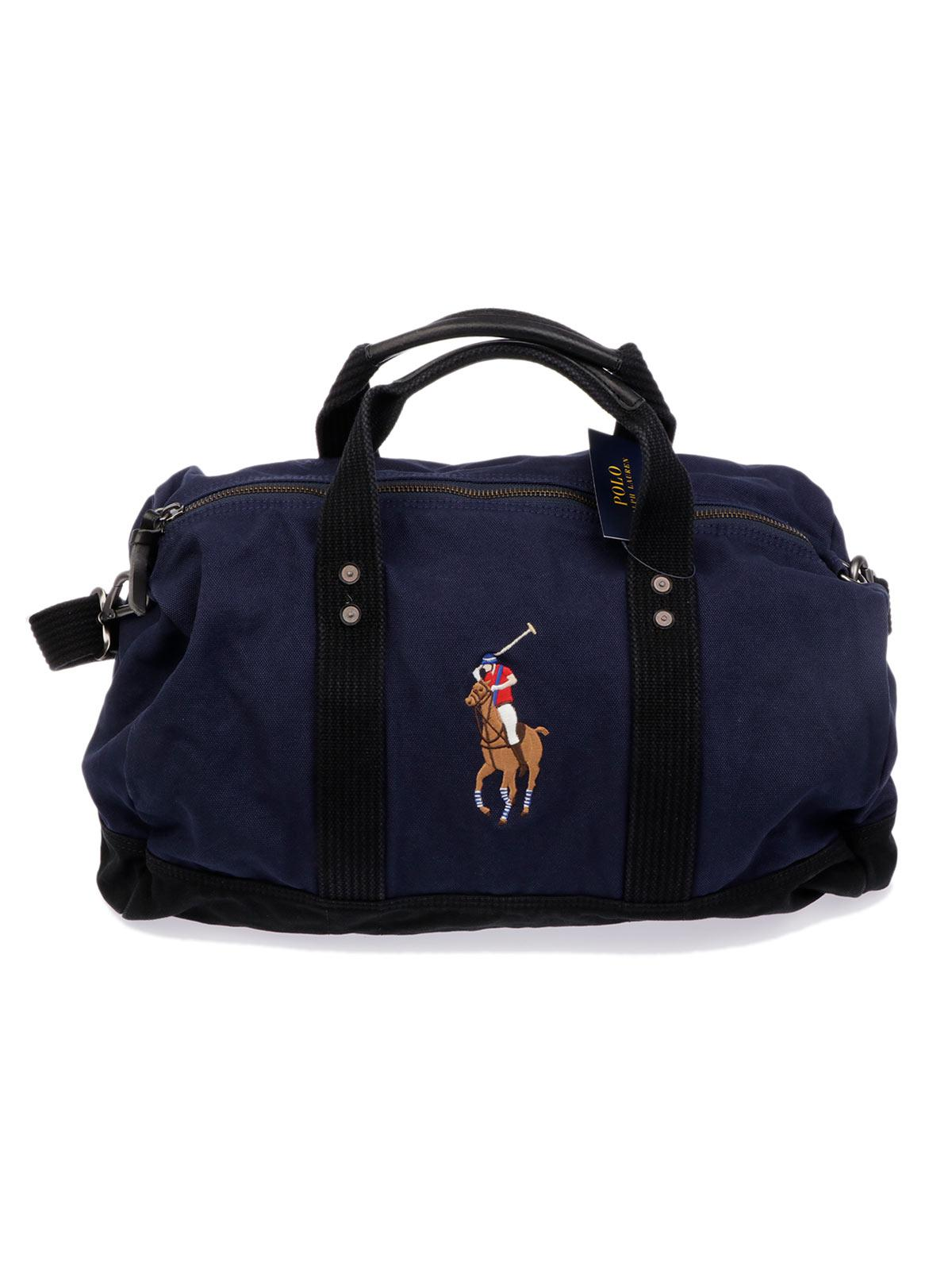 8d5fbb6cdc3f0 Lyst - Polo Ralph Lauren Borsa in Blue for Men