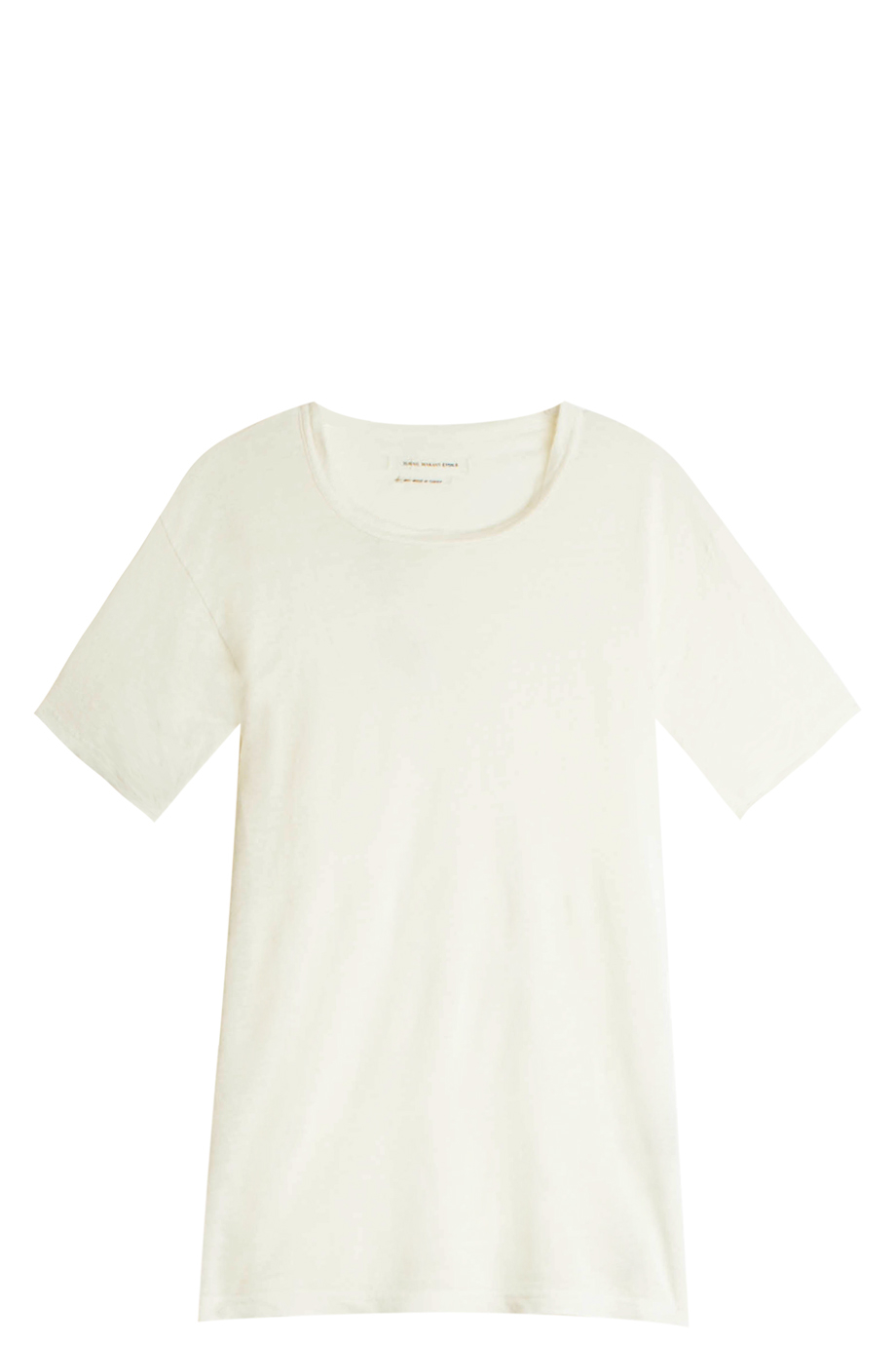 Toile Isabel Marant Keiran T Shirt In Multicolor White