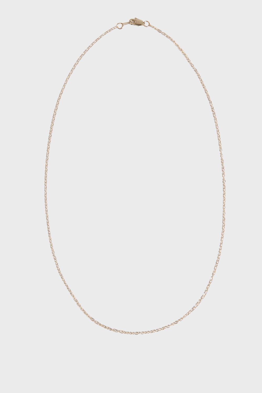 18k yellow gold 16 inch chain - Metallic Tara Hirshberg RTjs7