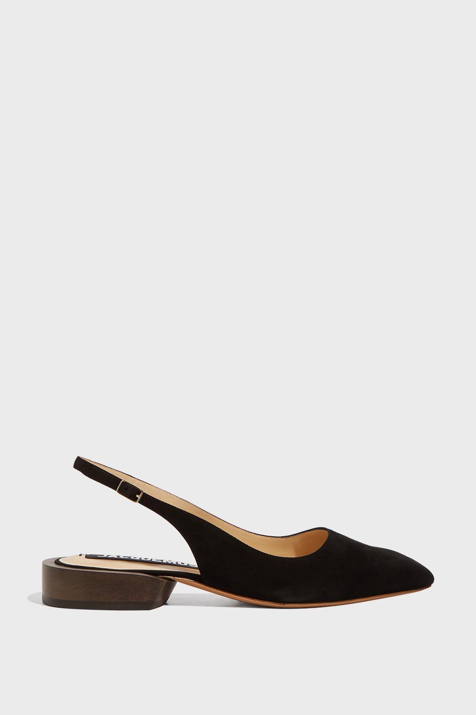 d8439d65927 Jacquemus. Women s Les Chaussures Praia Suede Court Shoes