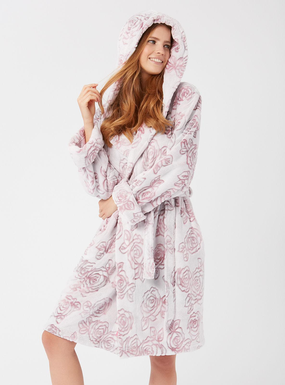 a0f70e5faf Lyst - Boux Avenue Dusky Rose Robe in Pink