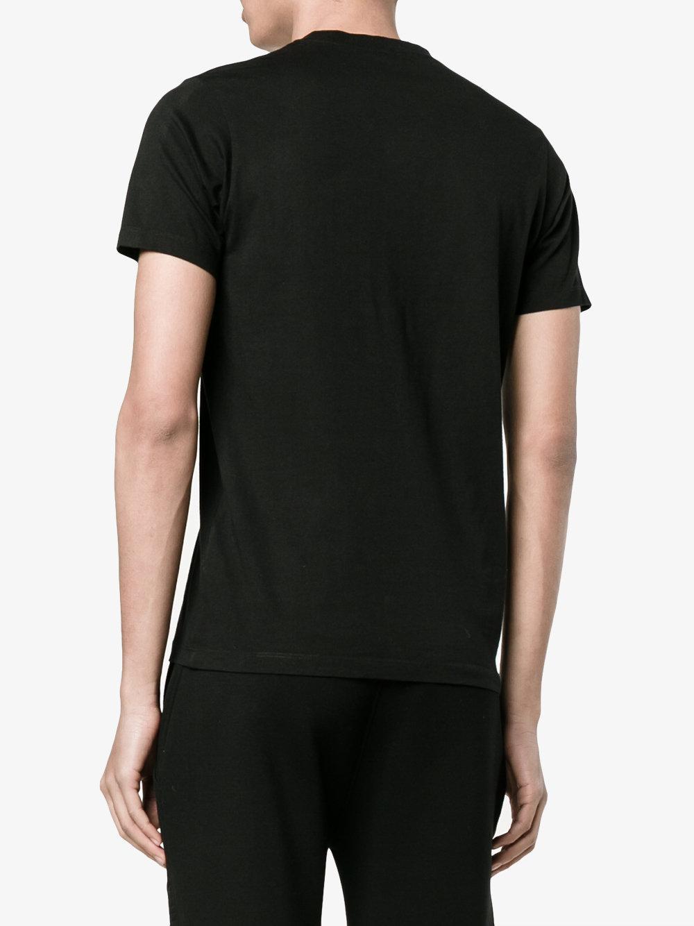 lyst kenzo tiger t shirt in black for men. Black Bedroom Furniture Sets. Home Design Ideas