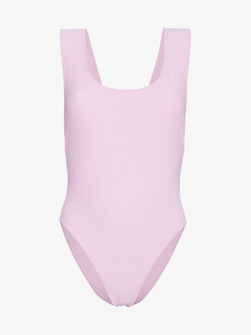 440bbc492b1ce5 Lyst - Araks Pink Jireh Cutout Swimsuit in Pink - Save 17%