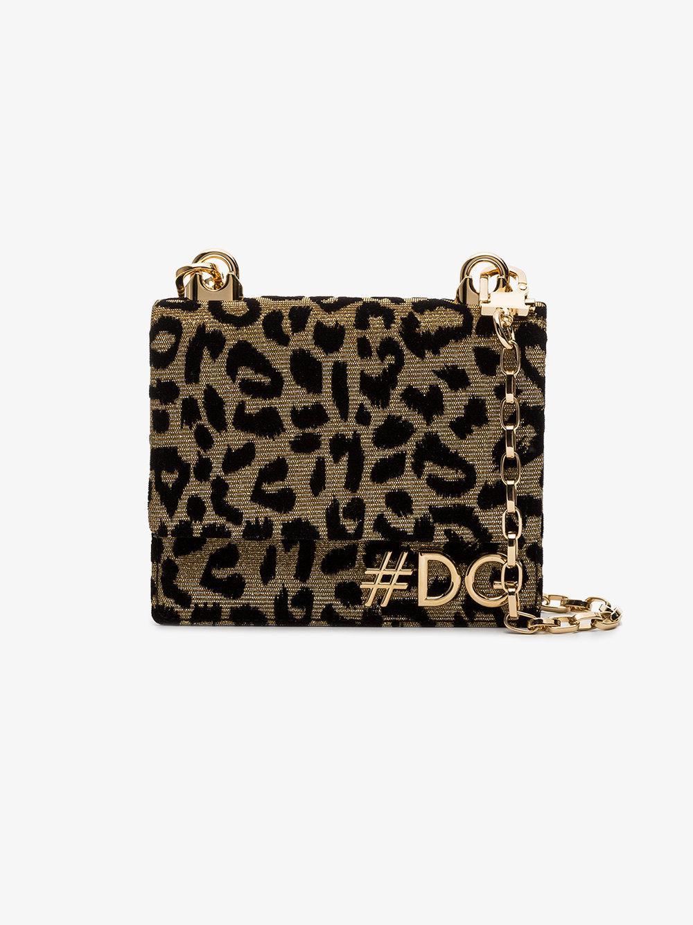 903cc5b39668 Dolce   Gabbana Dg Girls Shoulder Bag in Black - Lyst