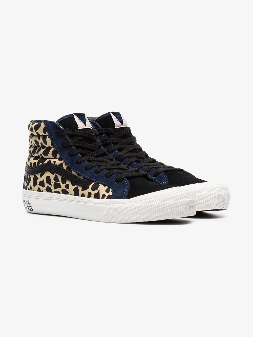 ff3787386b Lyst - Vans Vault Hi-top Sneakers in Brown for Men - Save 3%