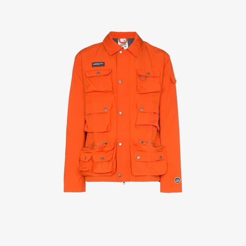 adidas Synthetic X Spezial Wardour Utility Pocket Shirt
