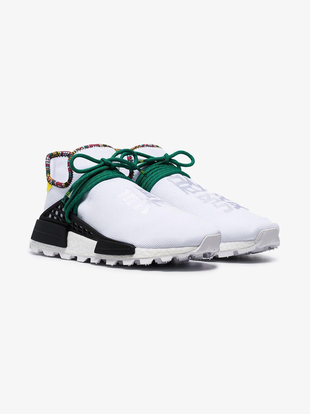 7994c7f81b6aa Lyst - adidas By Pharrell Williams X Pharrell Williams White Human ...