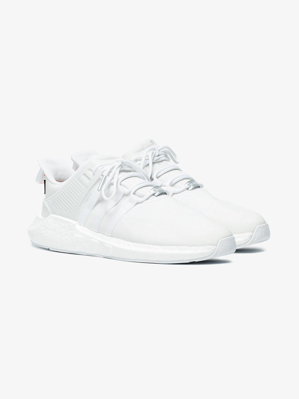 8bc59b9fc3d2 Lyst - adidas Eqt Support Gore-tex Sneakers in White for Men
