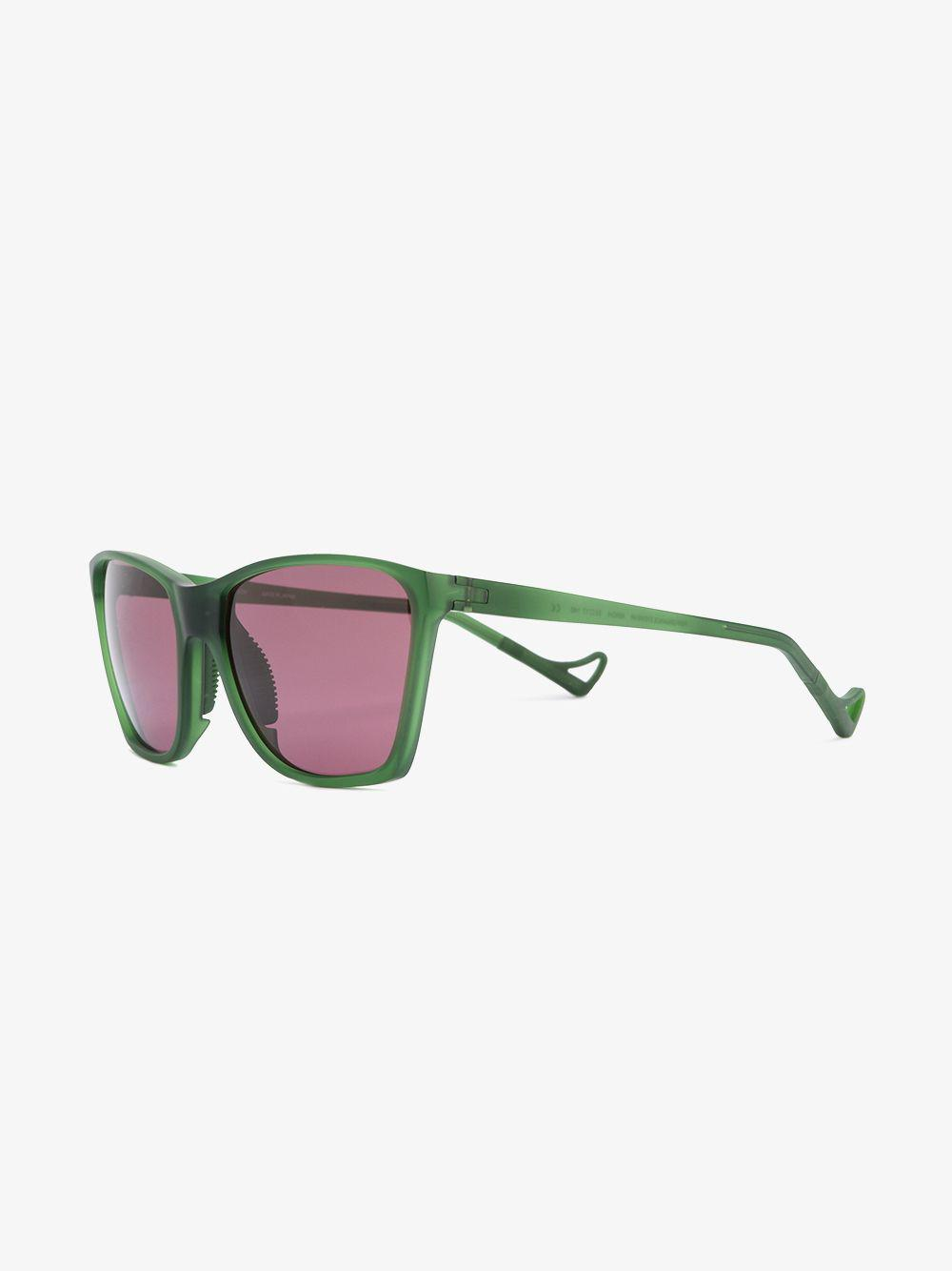 fa541d3b91b Lyst - District Vision Green Keiichi District Sky G15 Sunglasses in Green  for Men