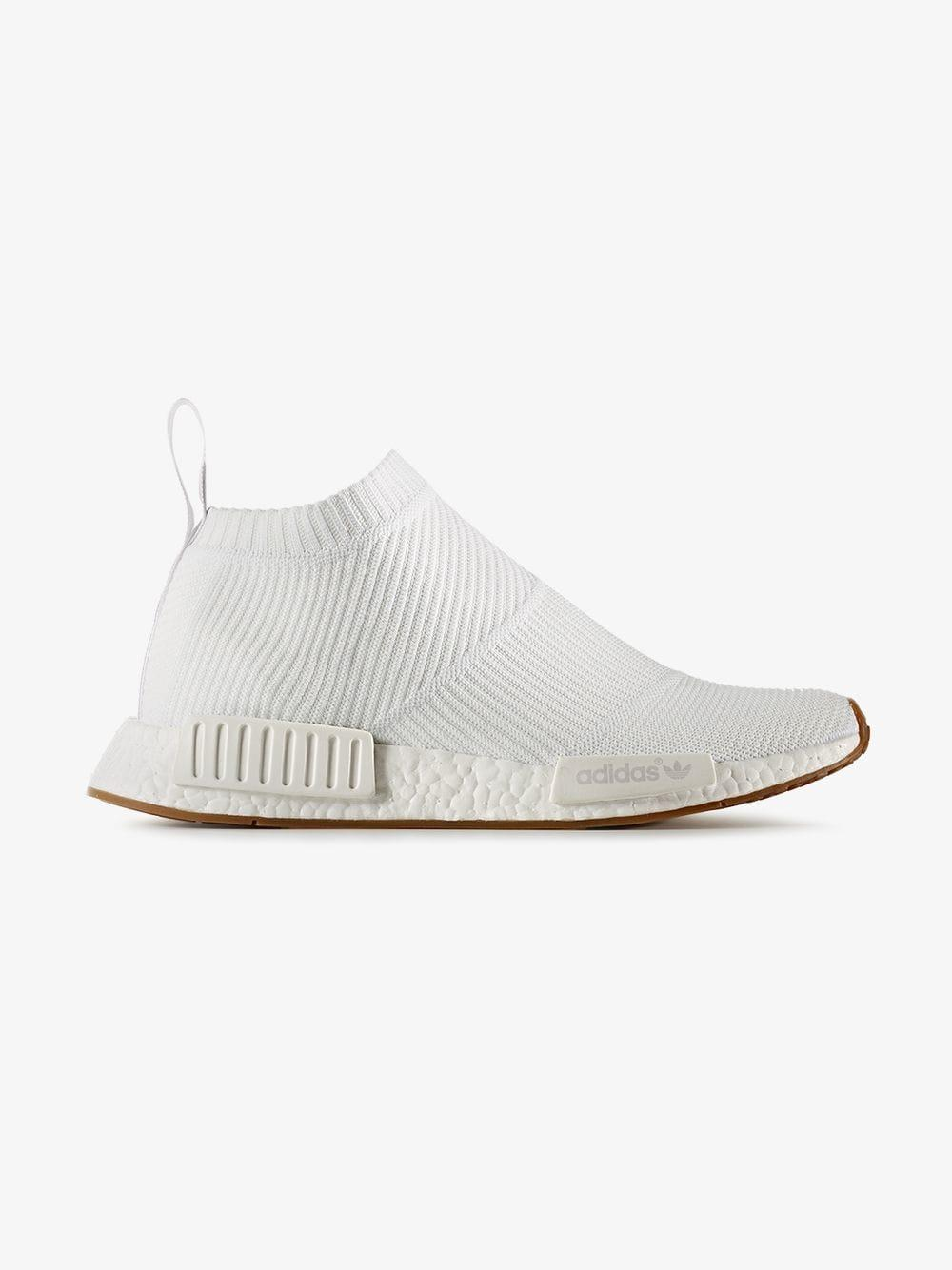 4cf55e756bf77 adidas Originals Nmd cs1 Gtx Pk Sneakers in White for Men - Lyst