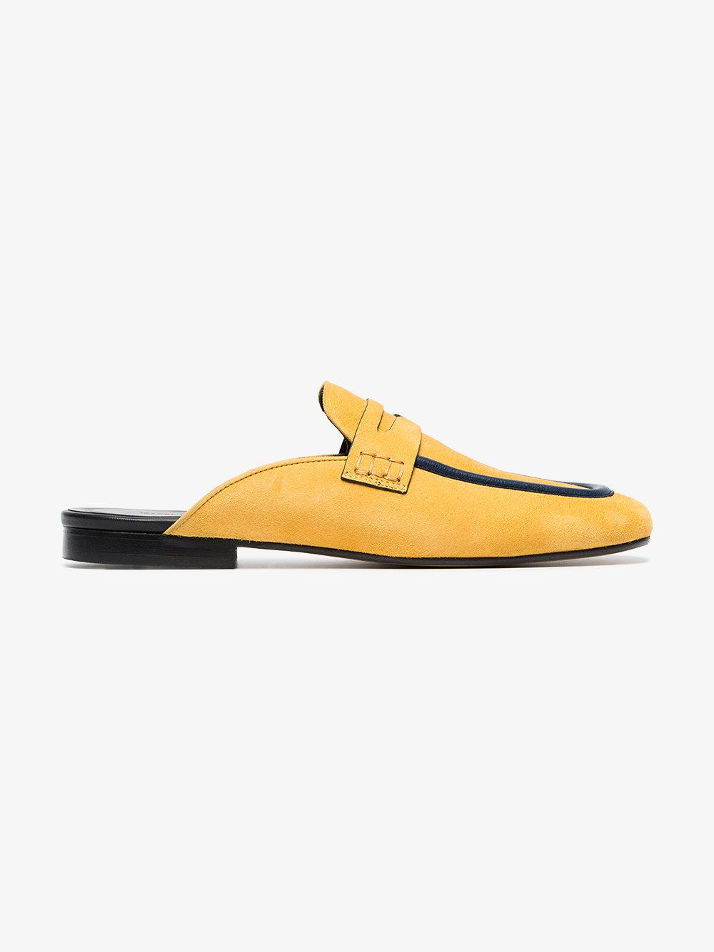 Isabel Marant Follan 20 Suede Leather Loafers Shop Offer Cheap Online Cheap With Paypal Best Supplier 100% Authentic Cheap Price BdDz6iUars