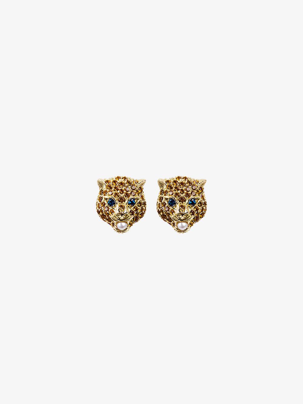 Gucci Le Marché des Merveilles hoop earrings rbk9GxUU0