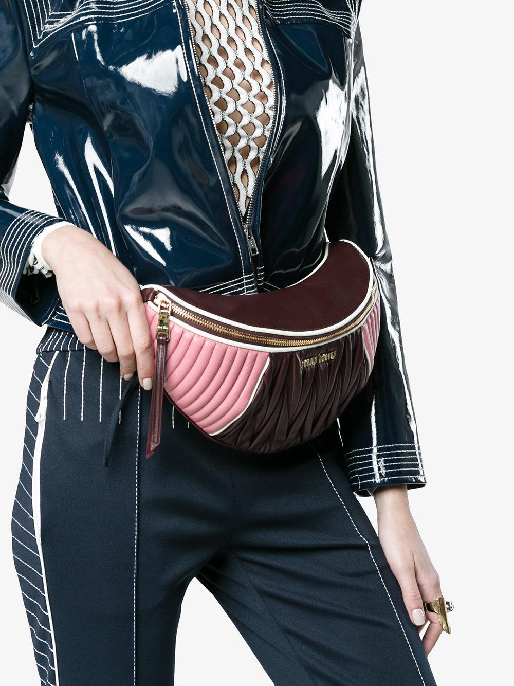 150efedf8759 Gallery. Previously sold at: Browns · Women's Miu Miu Shoulder Bag
