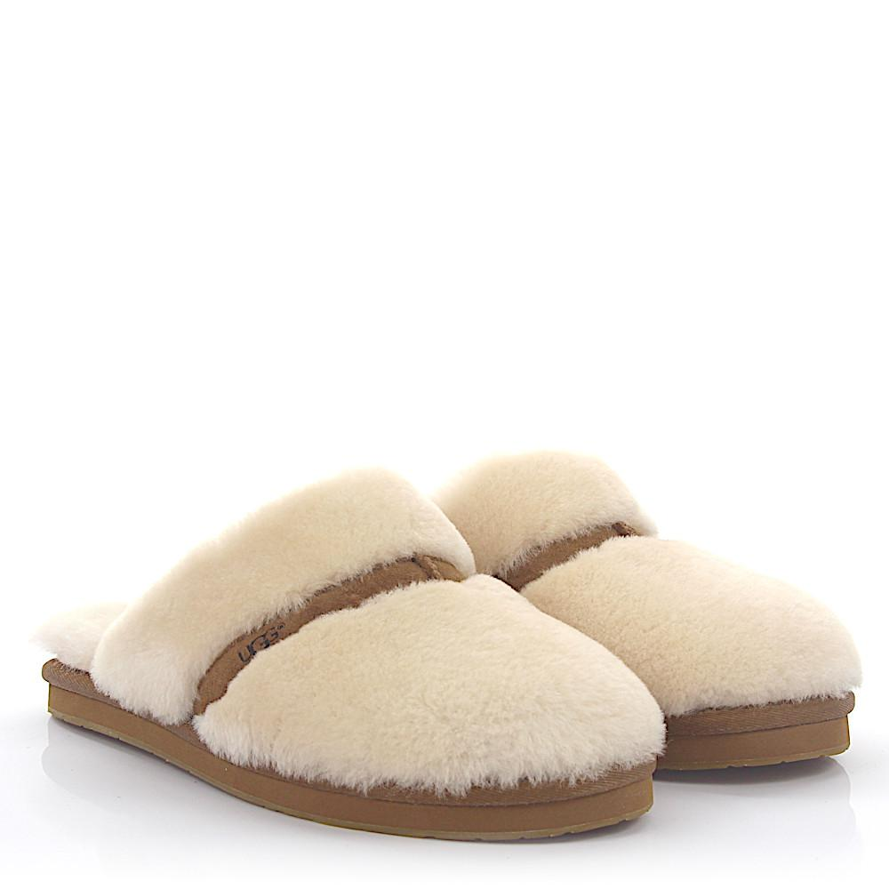 UGG House Slippers DALLA suede lambskin TcdP2r