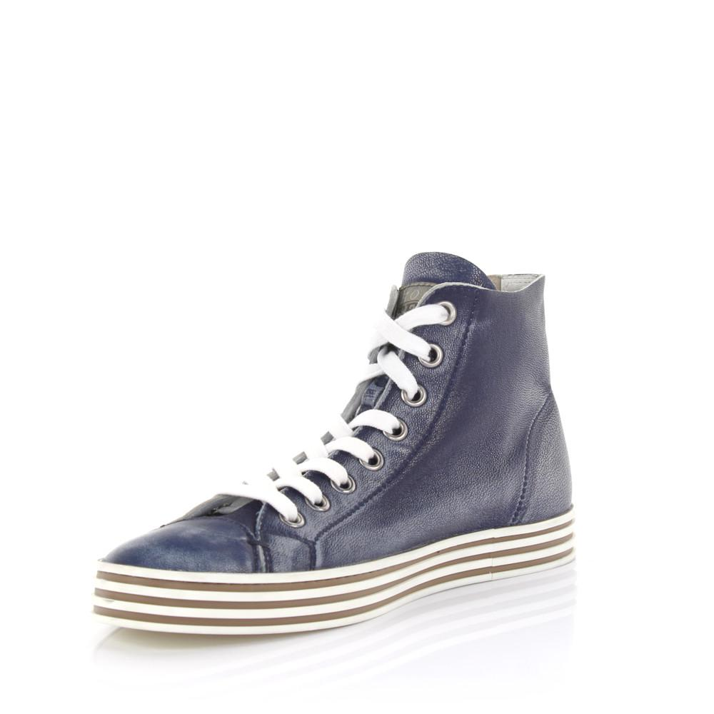 Hogan Rebel Sneakers high Rebel nappa leather Ro8lF0xsSd