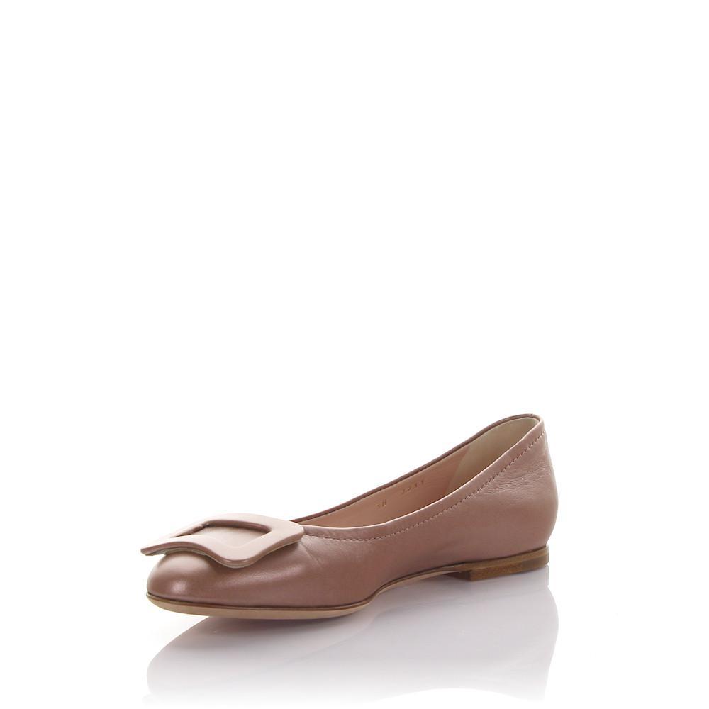 premium selection dc38f 5ba0c unutzer-brown-Ballerinas-7233-Nappa-Leather-Brown.jpeg
