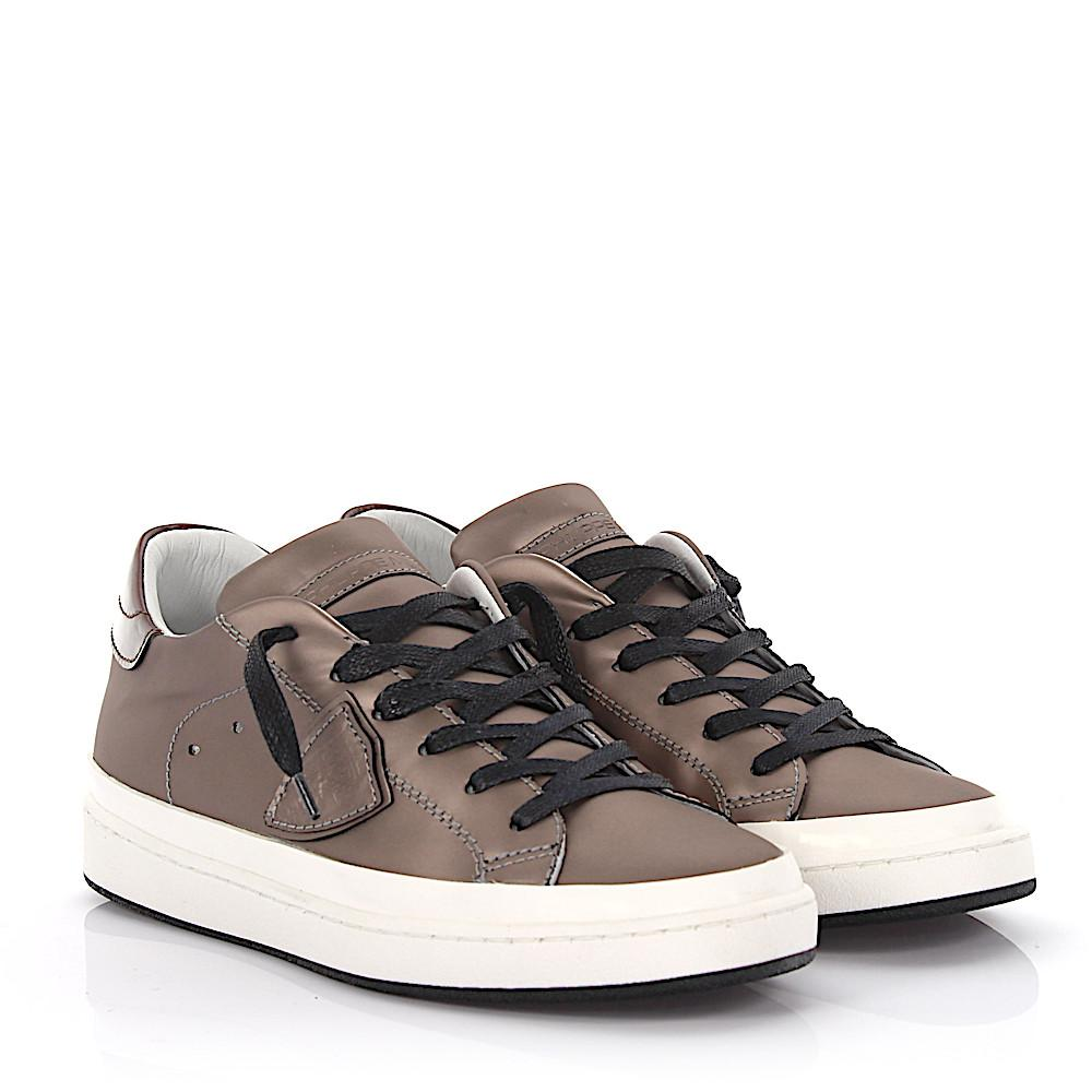 Philippe model Sneaker Classic Laker Low leather iRlCpAMLB