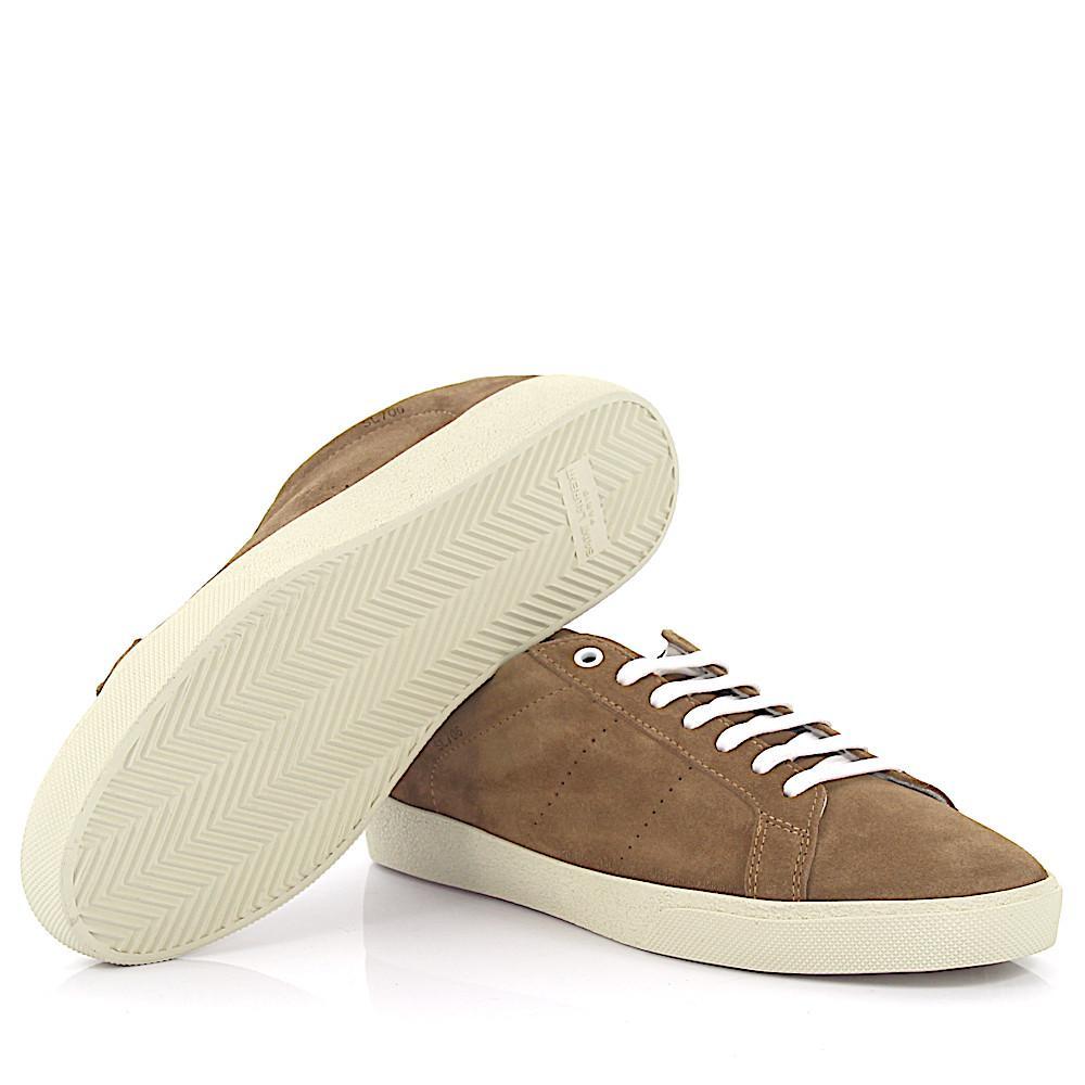 Saint LaurentSneaker low SL/06 suede