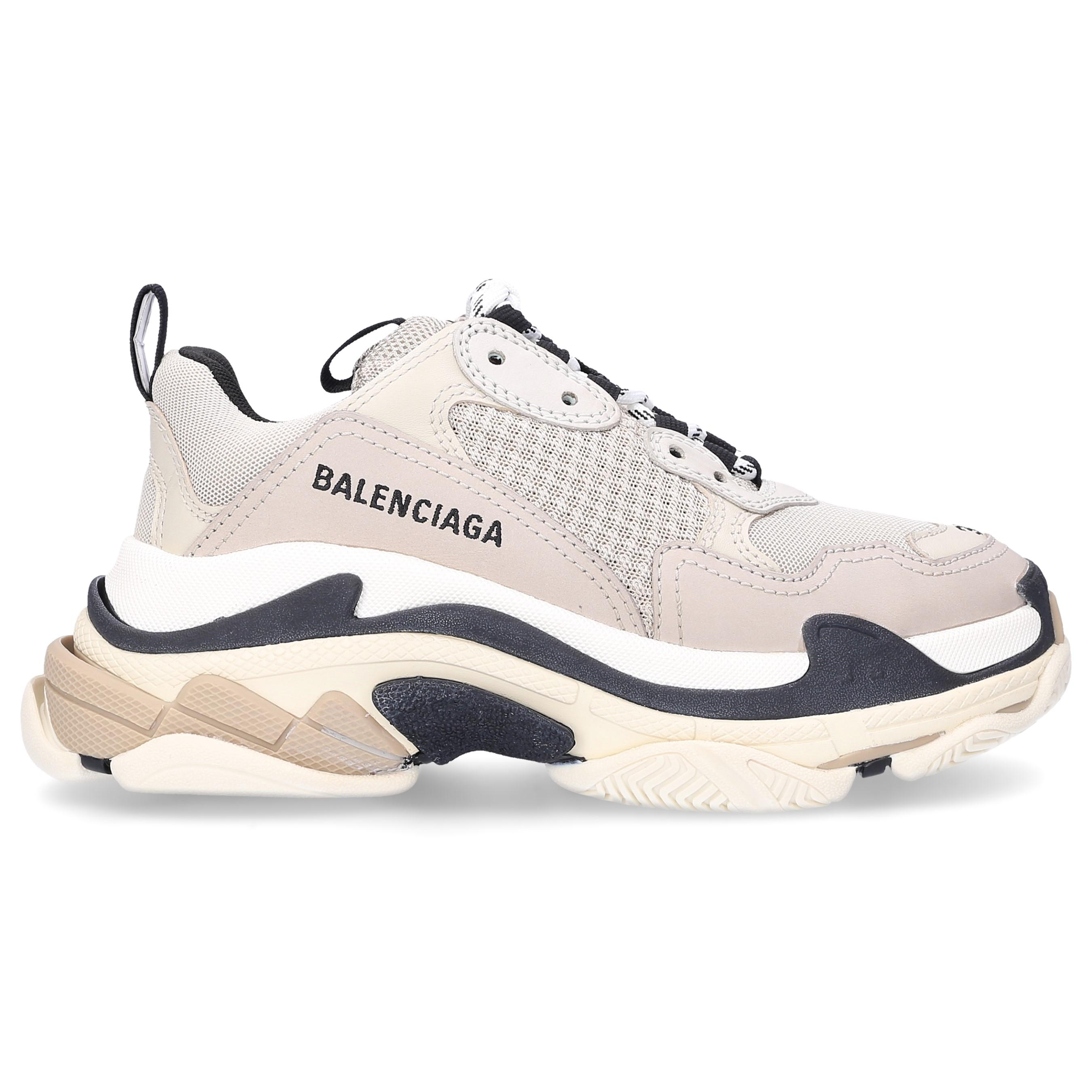 Lyst - Balenciaga Race Runner Fabric, Leather And Suede