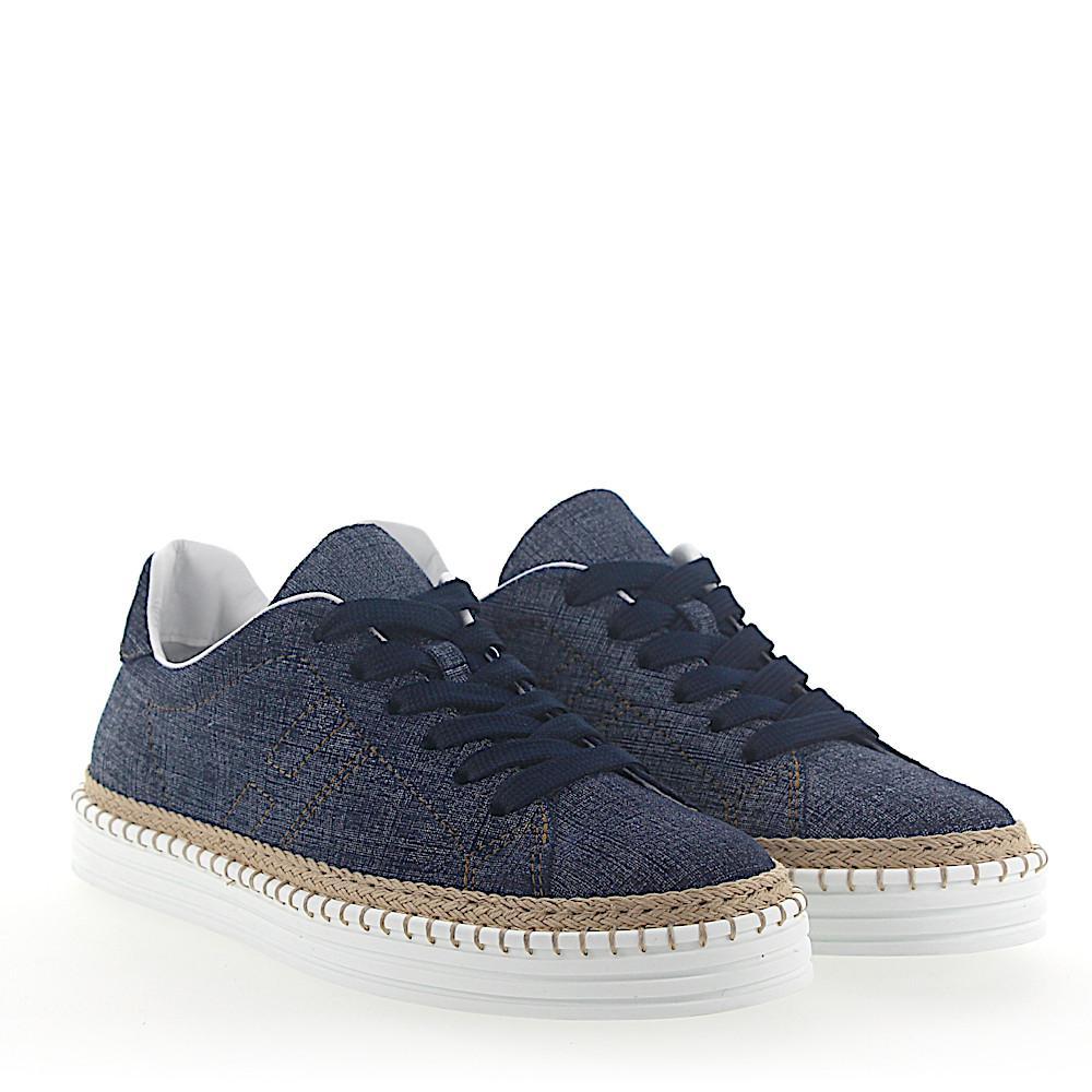 Alta qualit Sneaker Hogan R260 Denim vendita