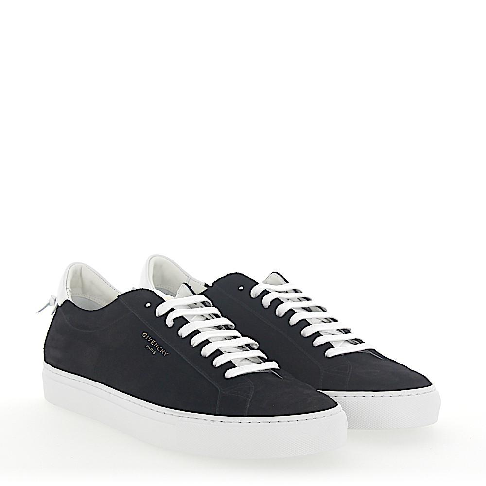 Browse Cheap Online Free Shipping Best Prices Givenchy Sneaker calfskin suede Logo wr0jtW1HzS
