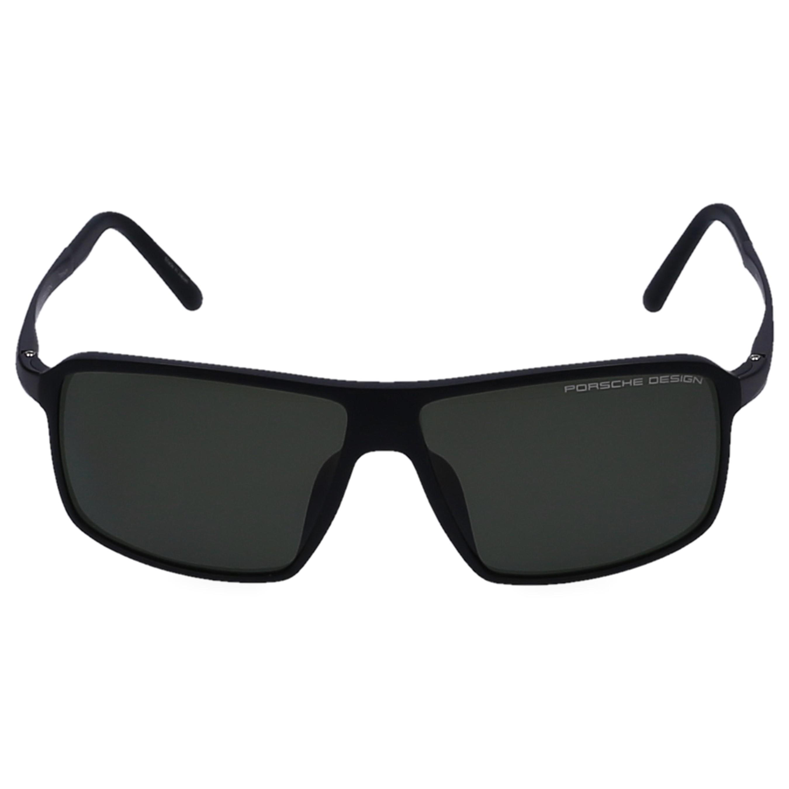 55a2cdb84be Porsche Design - White Men Sunglasses Wayfarer 8650 Actetate Black for Men  - Lyst. View fullscreen