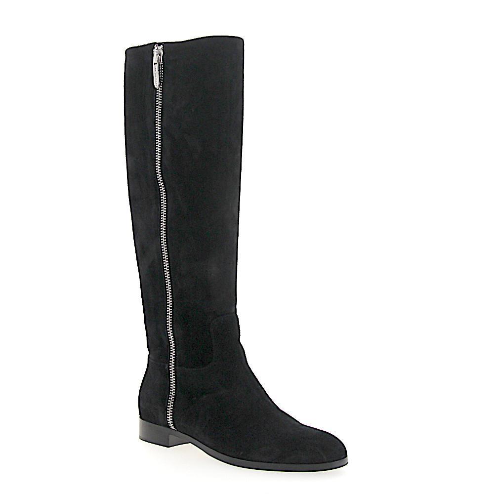 995ecbb824d Women's Boots A81900 Suede Black