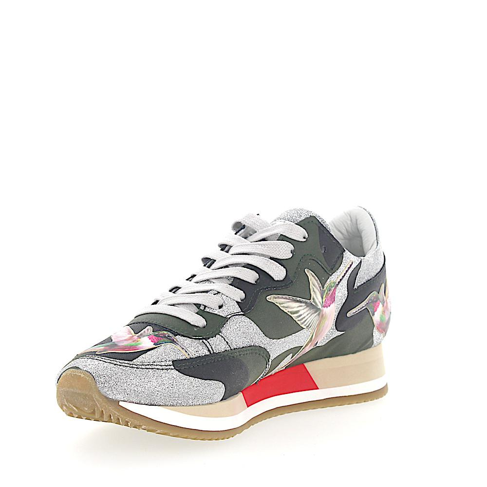 Paradis Lyst Philippe Sneakers Leather Glitter Model Camouflage 0rtqanrH